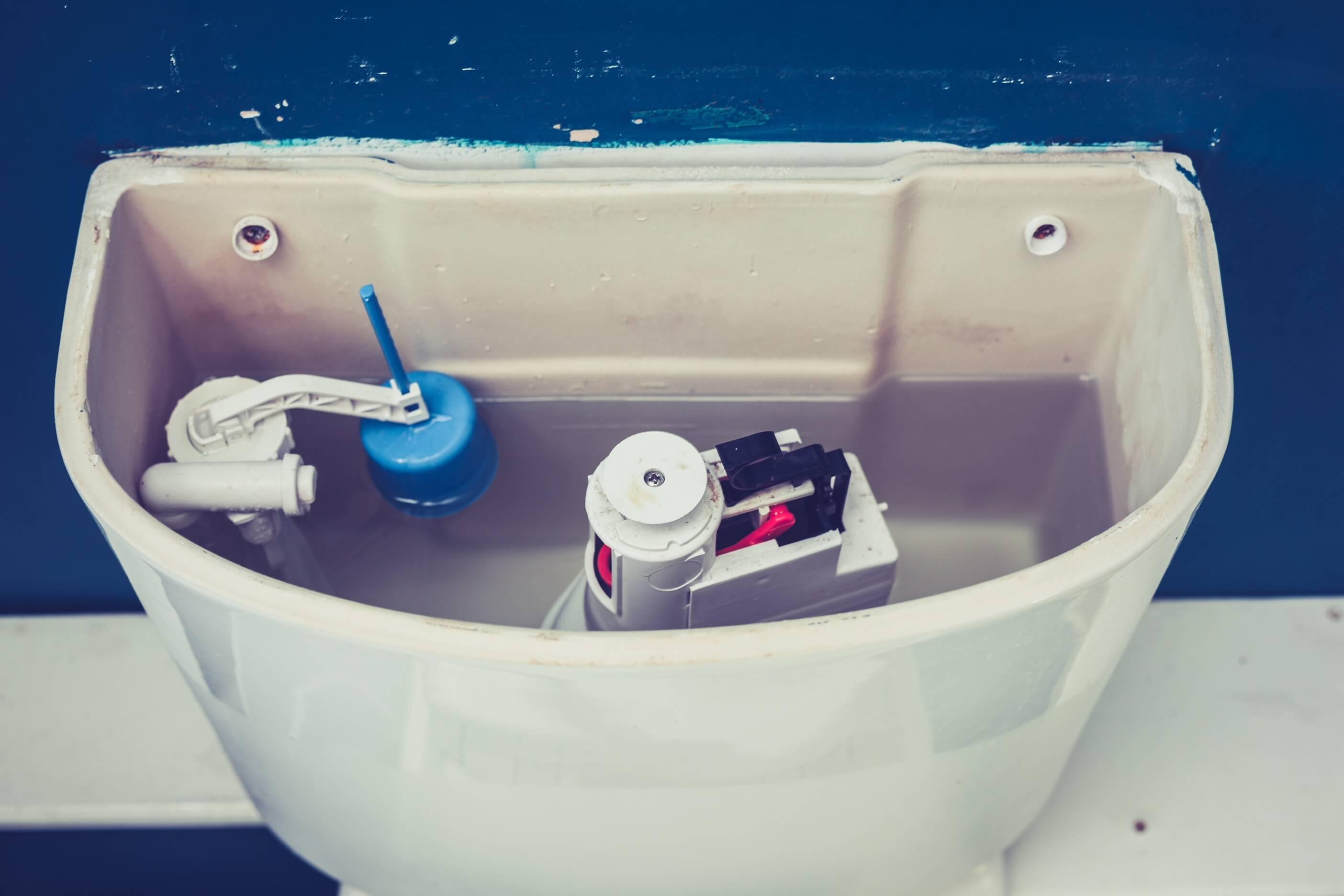 Toilet flapper flush valve
