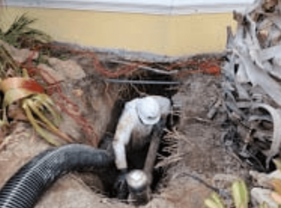 tunneling hydro excavation in Delray Beach
